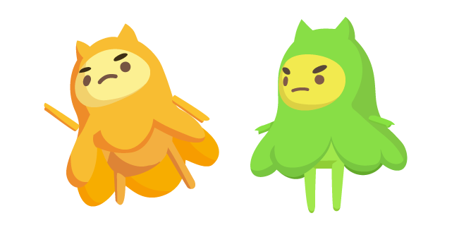Ooblets Common and Uncommon Clickyclaws