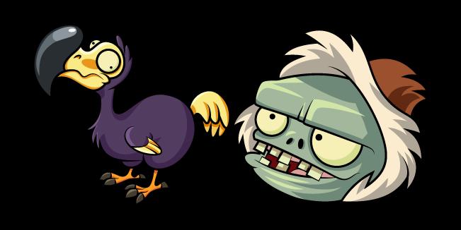 Plants vs Zombies Dodo Rider Zombie