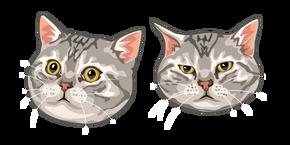 American Shorthair Cat Cursor