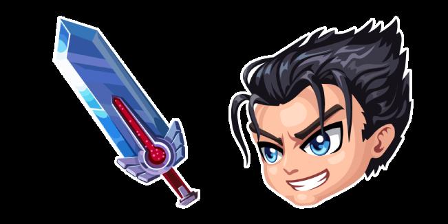 Hero Wars Galahad and Harunian Sword