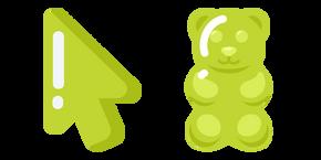 Minimal Gummy Bear Cursor