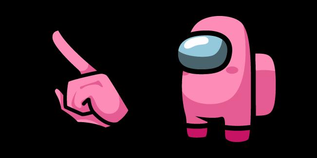 Among Us Kirby Character