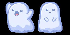 Cute Ghost Cursor