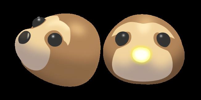 Roblox Adopt Me Sloth