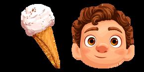Luca Paguro and Gelato Ice Cream