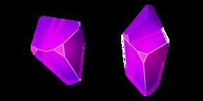Amethyst Crystal Cursor