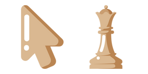 Курсор Минимальная Шахматная Королева