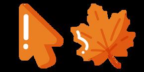 Минмалистичный Кленовый Листок