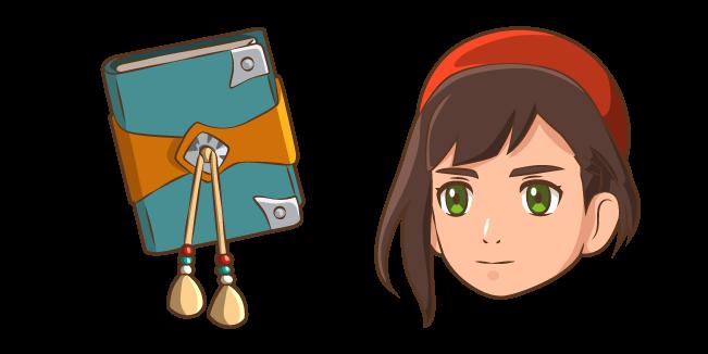Monster Hunter Stories Лилия и Блокнот
