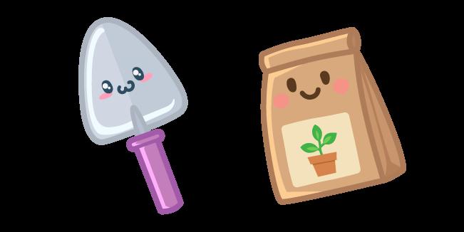 Милая Садовая Лопатка и Семена