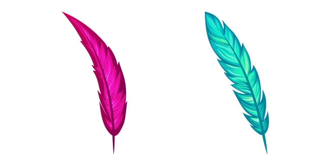 Feathers Enchanted with Magic