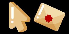 Minimal Letter Curseur