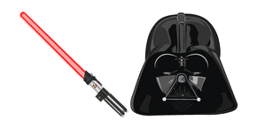 Star Wars Darth Vader Lightsaber Curseur