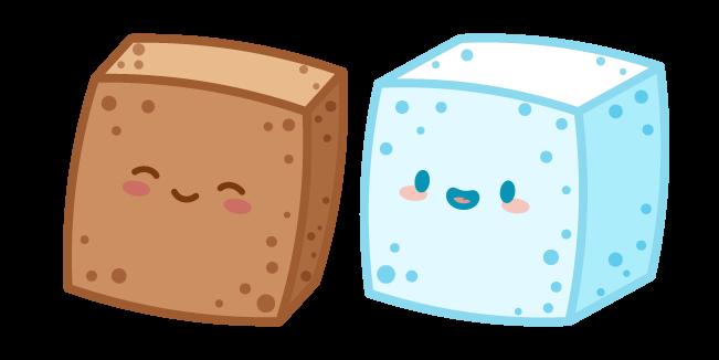 Cute Sugar Cubes
