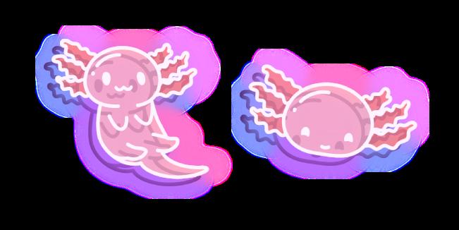 Neon Axolotl