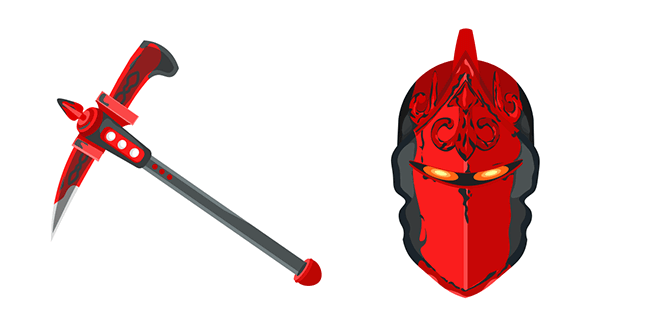 Fortnite Red Knight Skin Crimson Axe