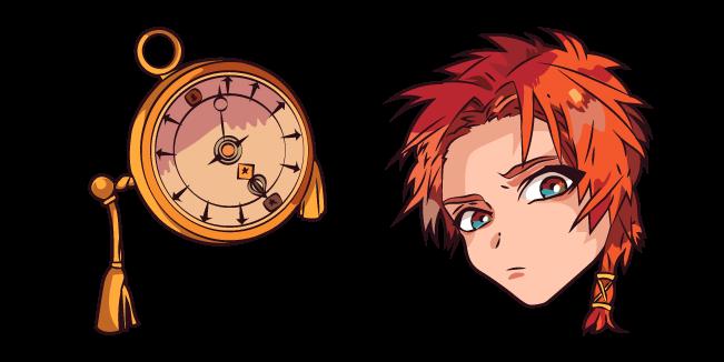 Hanako-Kun Aoi Akane and Pocket Watch
