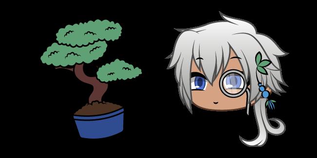 Gacha Life Horus and Tree