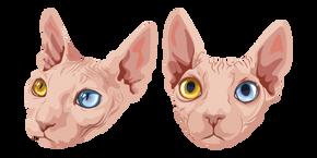 Sphynx Cat Cursor