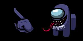 Among Us Venom Character Cursor