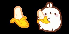 Molang and Banana