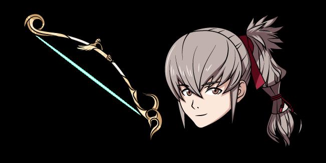 Fire Emblem Takumi and Fujin Yumi