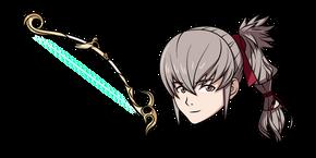 Fire Emblem Takumi and Fujin Yumi Cursor