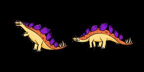 Plants vs. Zombies Stegosaurus Cursor