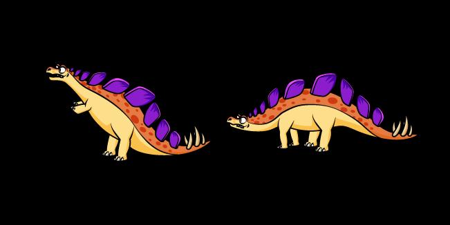 Plants vs. Zombies Stegosaurus