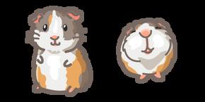 Cute Guinea Pig Cursor