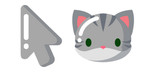 Minimal Cat Curseur