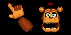 Five Nights At Freddy's Nedd Bear Cursor