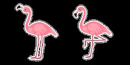 Flamingo Curseur