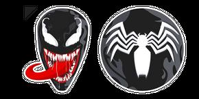 Venom Logo Cursor