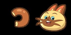 Курсор Monster Hunter Stories Навиро и Пончик
