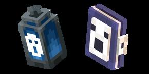Minecraft Harvester and Soul Lantern Cursor