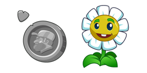 Plants vs. Zombies Tangle Marigold and Silver Coin