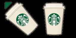 Starbucks Coffee Cup Cursor