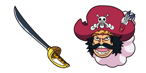 One Piece Roger and Ace Sword