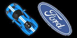 Ford GT Cursor
