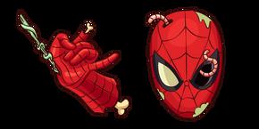Zombie Spider-Man Cursor