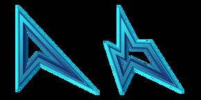 3D Spicy Neon Cursor
