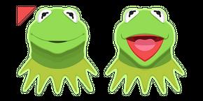 Sesame Street Kermit the Frog Cursor