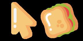 Курсор Минималистичный Сэндвич