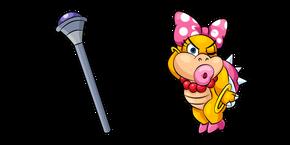 Super Mario Wendy O. Koopa and Magic Wand
