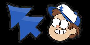 Курсор Gravity Falls Dipper