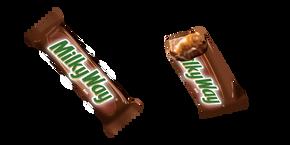 Milky Way Bar Cursor