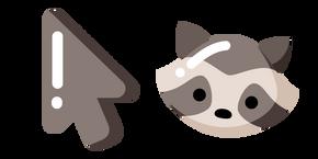 Minimal Raccoon Cursor
