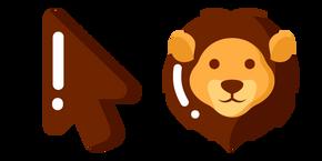 Minimal Lion Cursor