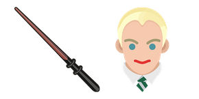 Harry Potter Draco Malfoy Wand Curseur